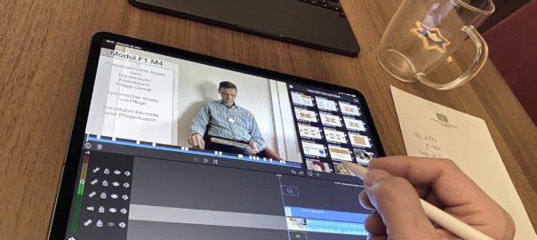 Videoschnitt mit Lumafusioin